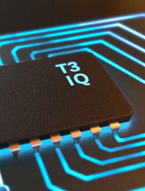 MEHR ÜBER T3 TECHNOLOGIE ERFAHREN